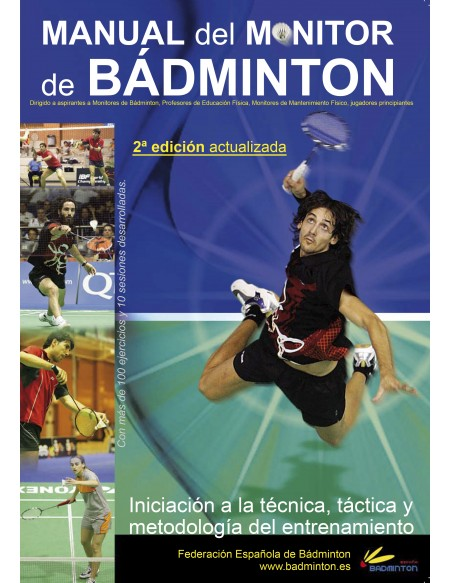 Manual de Monitor de Bádminton 2ª edición